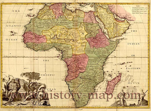 Continent-African