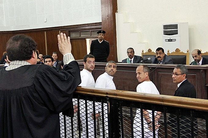 The Safety of Journalism And The Verdict of The Egyptian Court