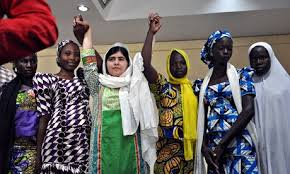 Malala Yousafzai And The Chibok Girls, Two Coins In Different Pots