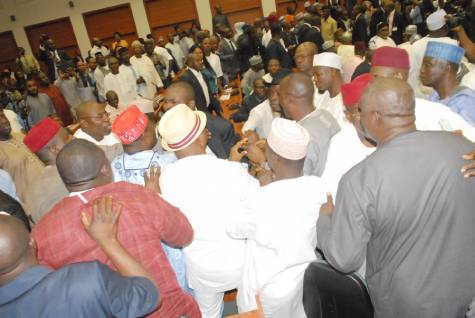 Httpopinionnigeriabreaking The Stalemate Of Corruption