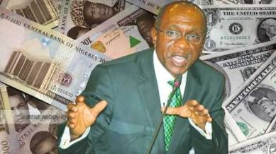 Whereas The Nigerian Monetary Authority Fixed Official Exchange Rate At N196 To A Dollar There Is Today Near 50 Per Cent Diffeial In Parallel