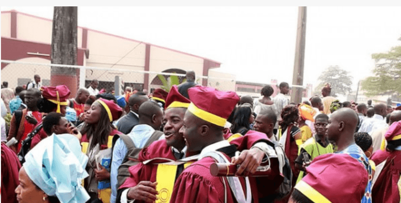 A generation that won't grow up -By Cosmas Odoemena