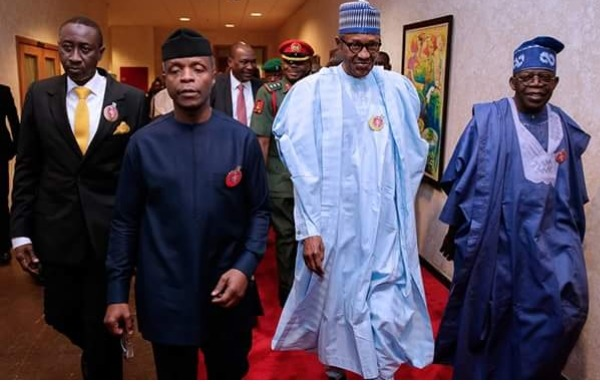 Can Someone Tell Osinbajo To Sharap? -By Festus Adedayo