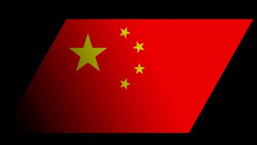 China flag 1