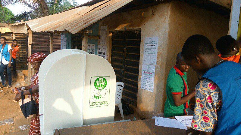 INEC Election Voting