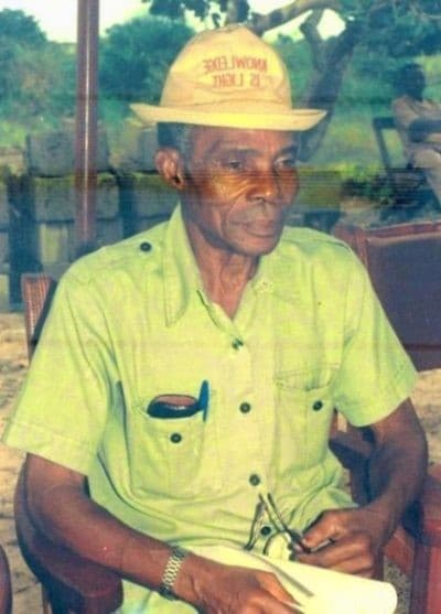 There Was A Country, There Was Also A Man And His Name Was Tai Solarin -By Adekunle Theophilius