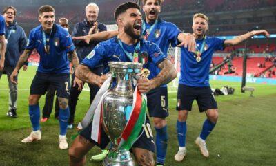 Euro 2020 Italy beat England