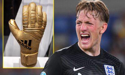 Jordan Pickford Golden Glove